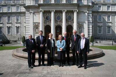 Members of national gambling board